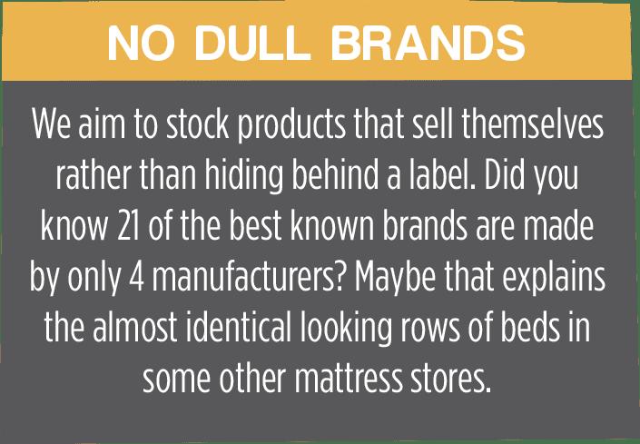Sopha No Dull Brands