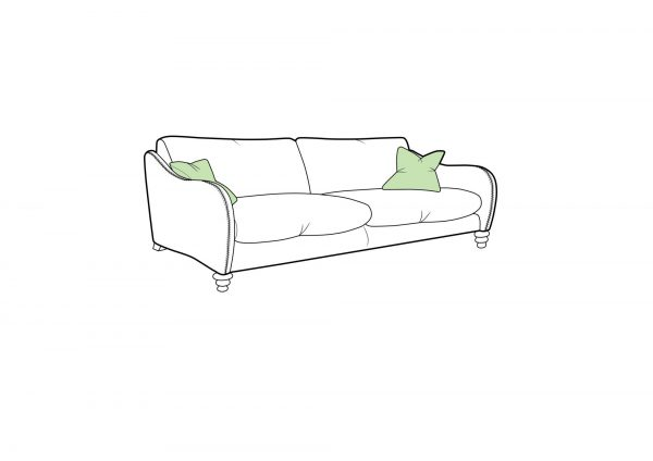 Biscotti Extra Large Sofa