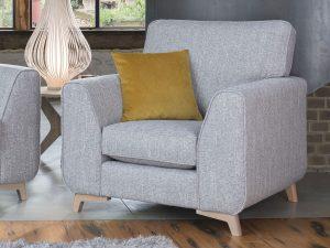 Sopha Custard Tart Chair