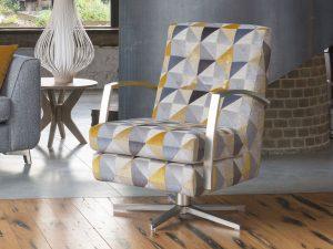 Sopha Custard Tart Swivel Chair