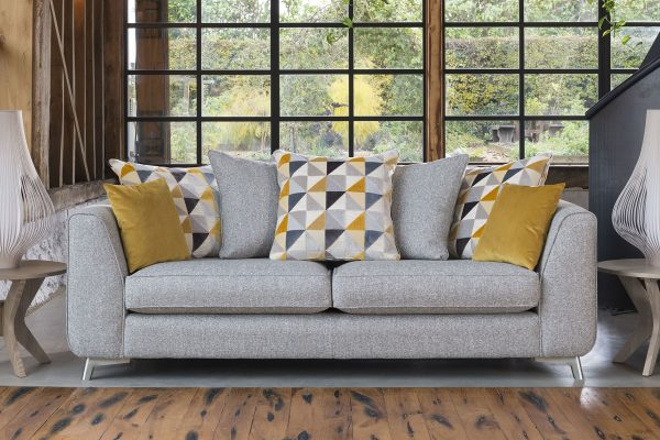 Sopha Custard Tart XL Sofa Pillow Back