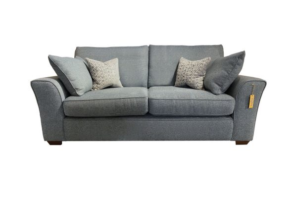 Flapjack Large Sofa in Mateo Teal