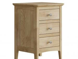 Sopha Chive 3 Drawer Bedside