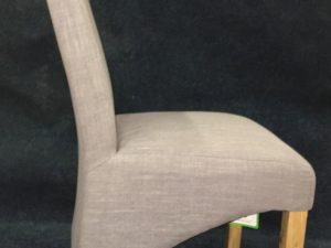 Sopha Chive Chair Light Grey