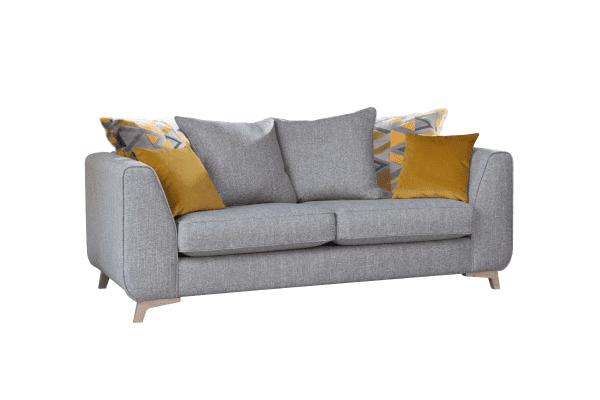 Custard Tart Large Pillow Back Sofa