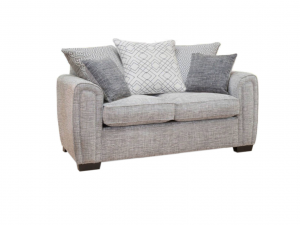 Galaxy 2 seater pillow back sofa