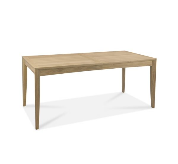 Sopha Nutmeg oak 6 to 8 Extension Dining Table