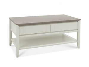 Sopha Nutmeg Coffee Table Two Tone