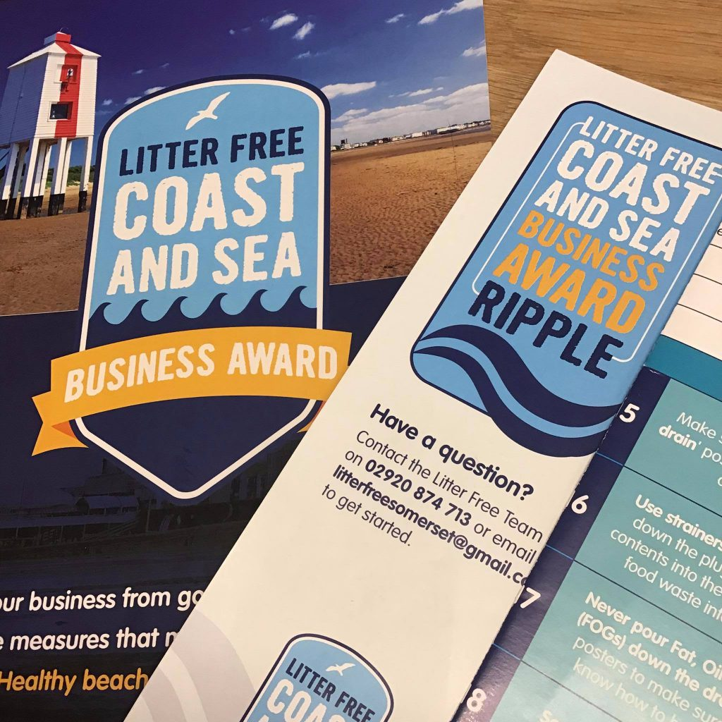 Litter Free Coast Award