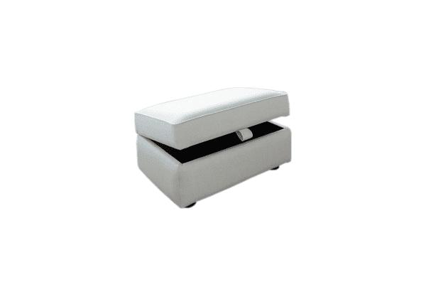 Amaretti storage footstool