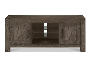 Sopha Avocado Entertainment Unit Dark Oak
