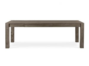 Sopha Avocado Large End Extension Table Dark Oak