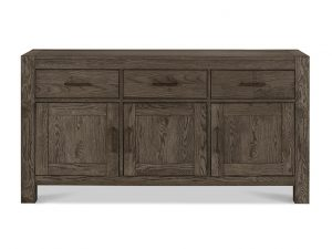Sopha Avocado Wide Sideboard Dark Oak
