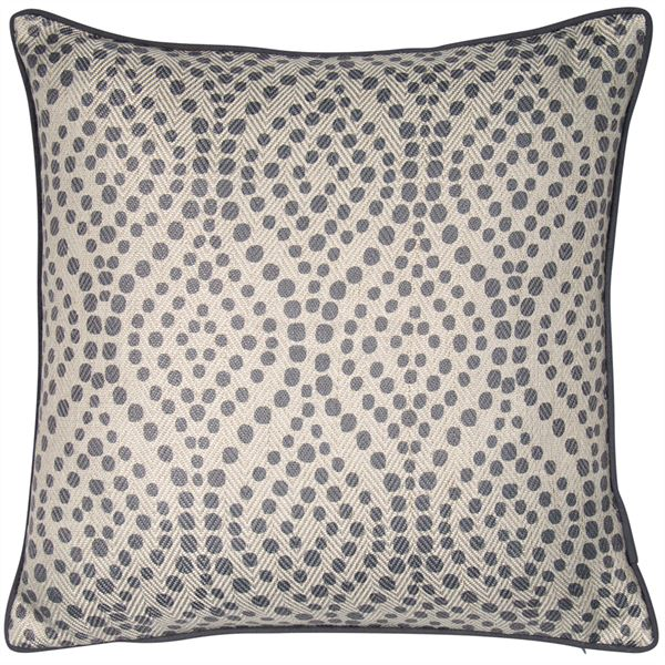 Chai Monochrome Cushion 45x45