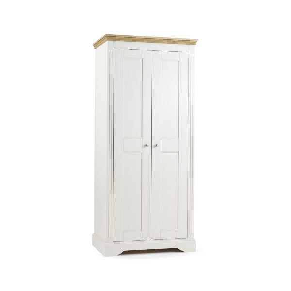 Elderflower 2 Door Full Length Wardrobe