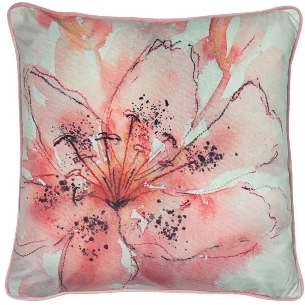 Lillypop Print Cushion 45x45