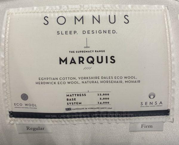 Mattress Label
