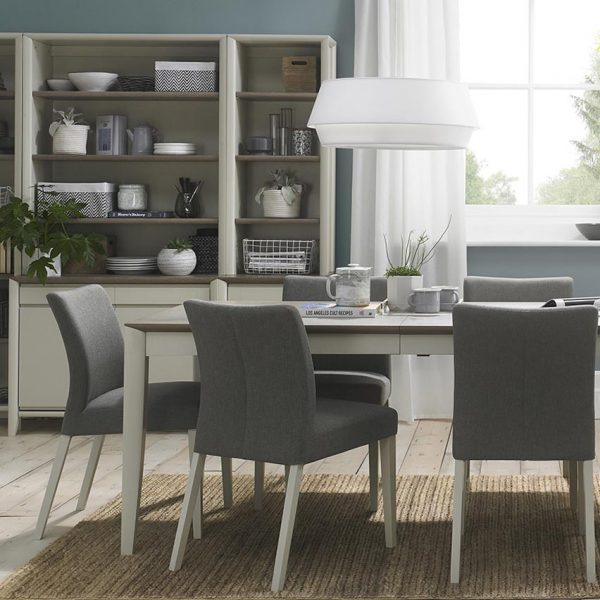 Nutmeg Two Tone dining Range