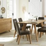 Pepper Rustic Oak dining Range