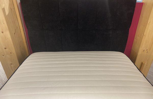 Pisces Double Black headboard