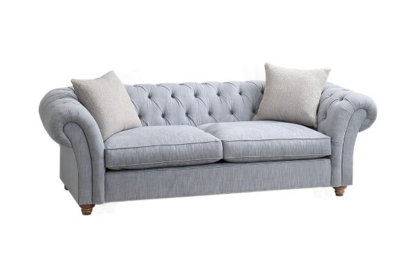 Popcorn Extra Large Chesterfield Sofa