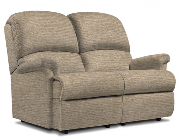 Nevada 2 Seater in Tuscany Oatmeal