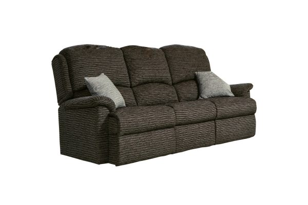 Virginia 3 seater fixed sofa