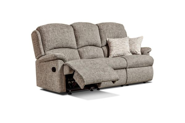 Virginia 3 seater recliner sofa
