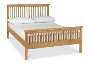 Sopha Thyme High Bedstead Oak