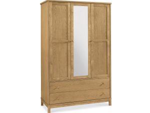 Sopha Thyme Triple Wardrobe Oak