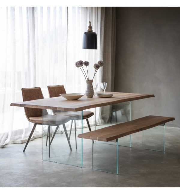 Holford dining set with bench