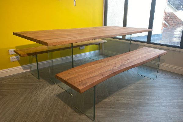 Holford table and benches