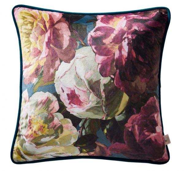 Renaissance midnight Cushion