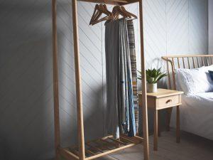 Wycombe open wardrobe