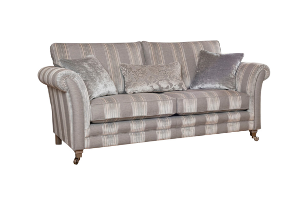 Eccles 3 seater standard back sofa