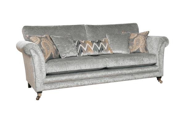 Eccles 4 seater standard back sofa