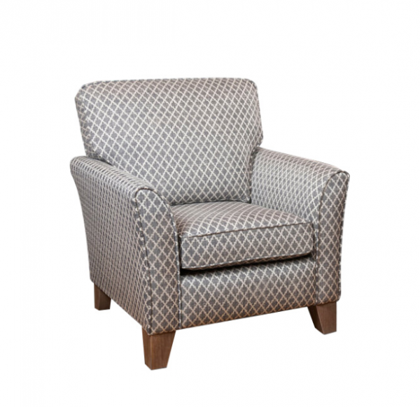 Eccles accent chair