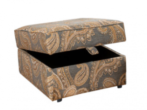 Eccles storage stool