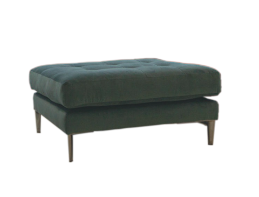 Shortbread contemporary retro footstool