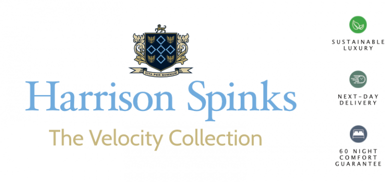 Harrison Spinks Velocity Collection Mattresses