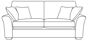 flapjack Large Sofabed