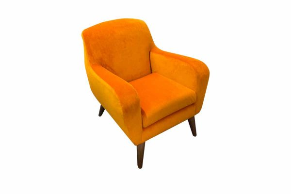 Basset Accent Chair in Sunny