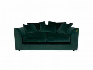 Gateaux Small Sofa in Malta Jasper Velvet