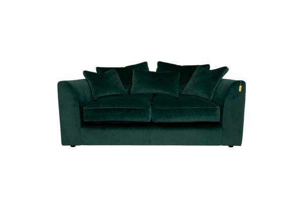 Gateaux Small Sofa in Malta Jasper Velvet