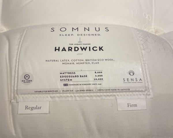 ex display hardwick mattress