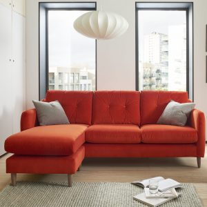 Sopha Macaroon Chaise Sofa
