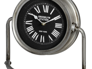 Sopha NY Station mantel clock