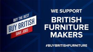 We support British Manufacturers