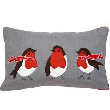Rockin Robins cushion 30x50