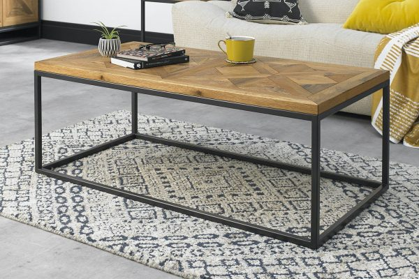 Tarragon Coffee Table - Roomset